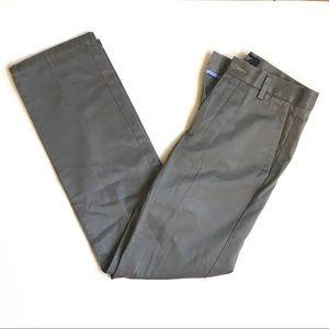 Men's Dockers Signature Khaki | Gray | Size 28x32